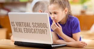 آیا مدرسه مجازی آموزش واقعی است؟ (سایت همگام)