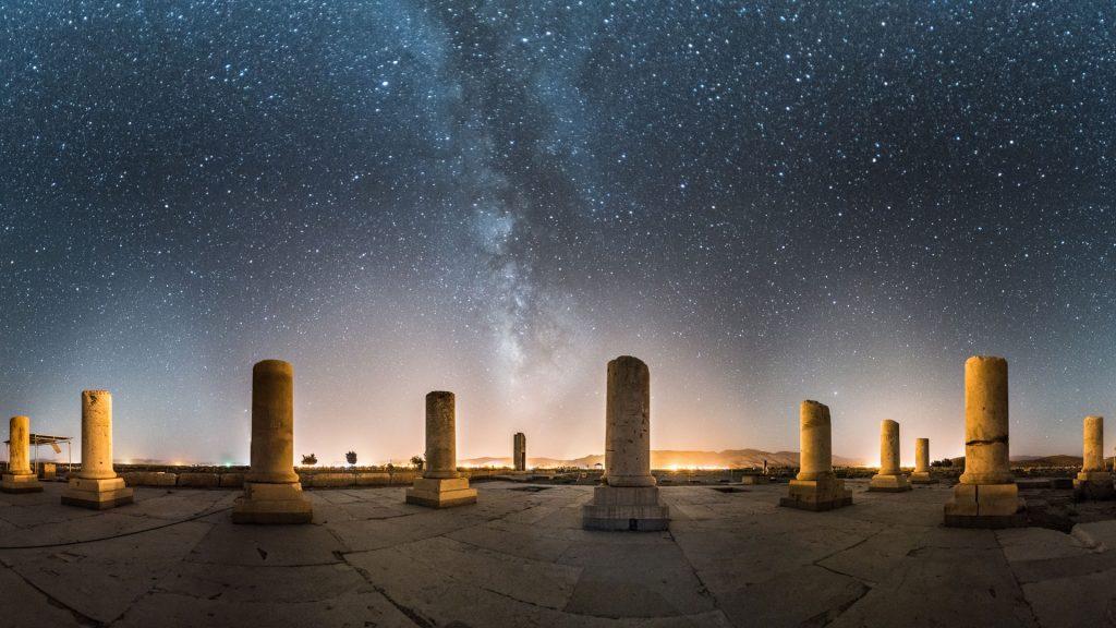 Pasargadae - Shiraz - IRAN