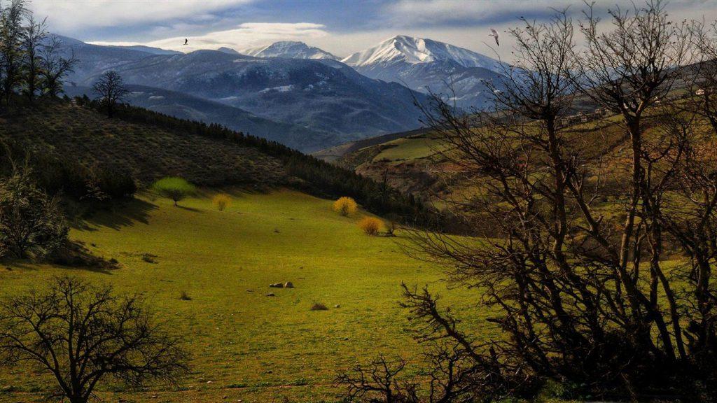 kelardasht-iran-landscape